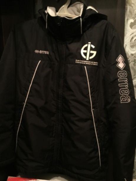 Куртка Errea , осенняя