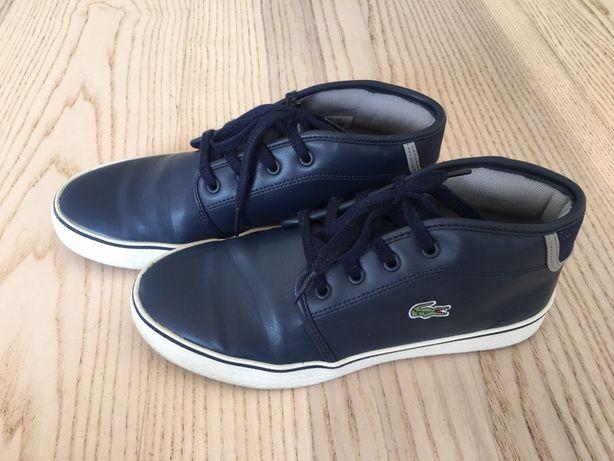Buty chłopięce Lacoste r 37