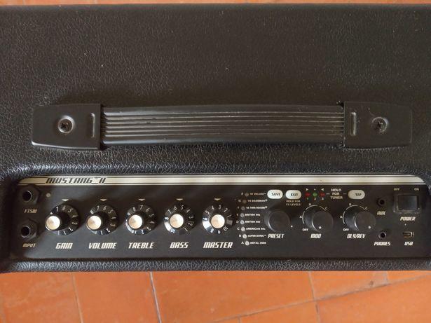 Fender Mustang II V.2 40W (amplificador para guitarra)