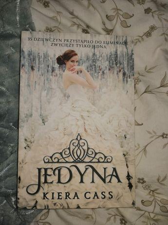 """""""Jedyna"""" Kiera Cass"""