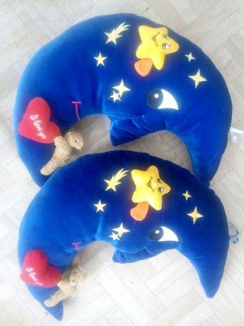 Мяка іграшка Місяць