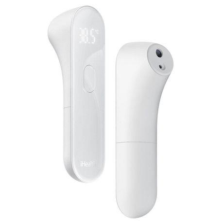 Бесконтактный термометр инфракрасный цифровой детский Xiaomi iHealth
