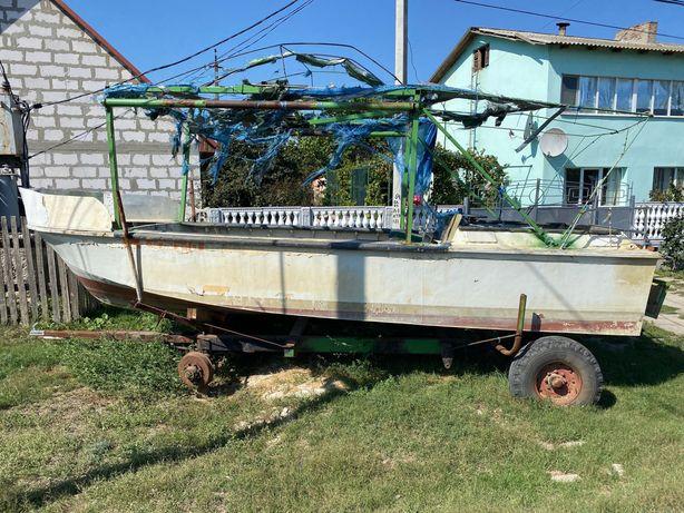 Продам катер чибис для ловли рапана