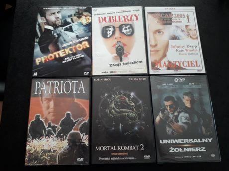 Filmy dvd protektor, mortal kombat 2