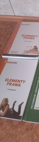Elementy prawa książka i ćwiczenie