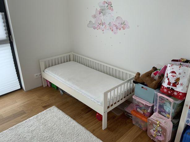 Łóżko dziecięce 75x160