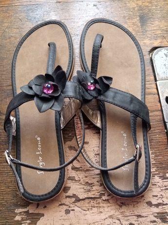 Босоніжки Sergio Leone сандалі вєтнамки обувка