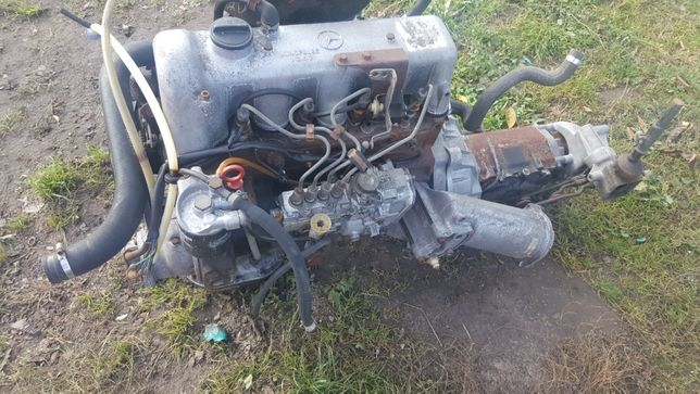 Silnik mercedes w123 w115 2.4 d