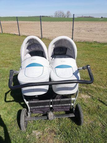 Wózek bliźniaki jedo