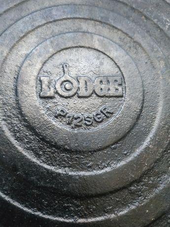 Сковорода гриль Lodge.