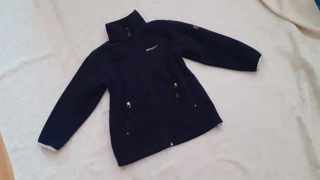 Bluza polarowa,polar 6 7 lat 120 ZADBANA