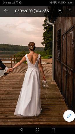 Suknia ślubna 36 M