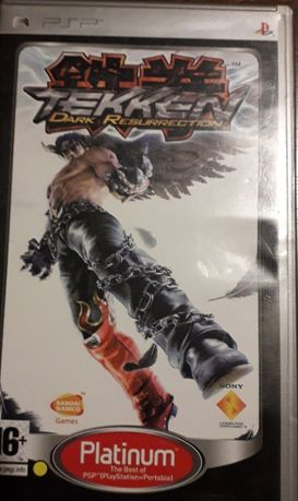Sprzedam grę na PSP Tekken Dark Resurrection