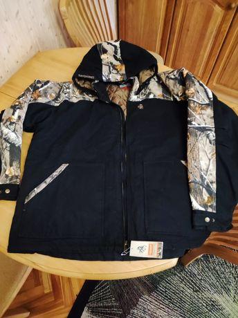 Куртка зимняя охотничья