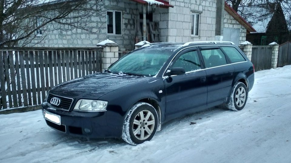 Audi A6 C5 разборка Киев - изображение 1