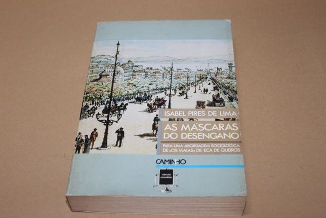 As Máscaras do Desengano// Isabel Pires de Lima