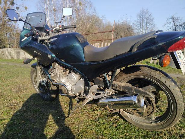 Продам Yamaha xj 600s