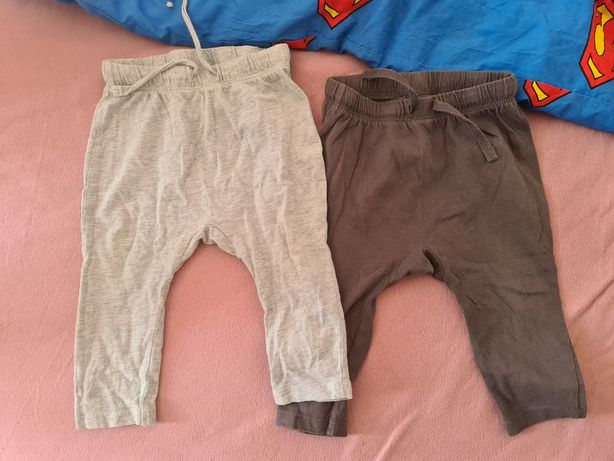 Spodnie h&m chłopięce wiązane