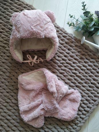 Зимова шапочка і шарфик