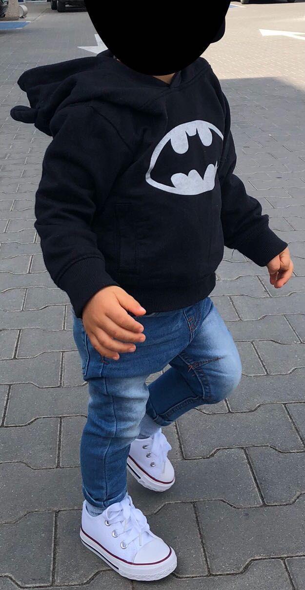 Bluza batman smyk chłopiec/dziewczynka