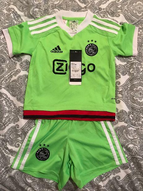 Equipamento Adidas Ajax