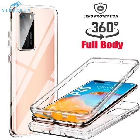 Capa Huawei p40 lite e
