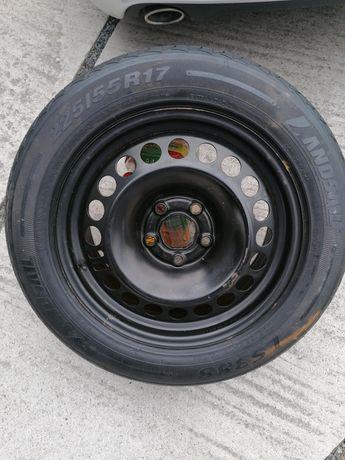 Opel Insignia pełne koło zapasowe