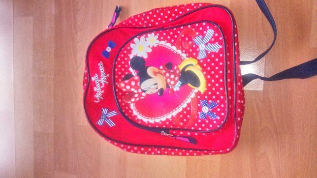 Plecak dziecięcy z Myszką Miki