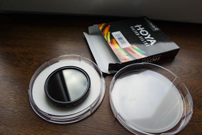 Filtr szary ND Hoya Variable Density 3-400 52mm
