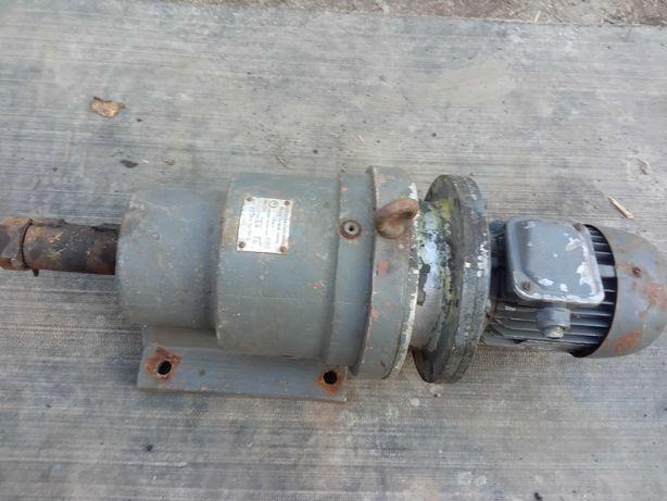 Мотор редуктор новый  МВз П 160