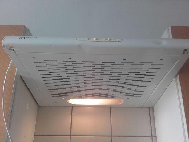 Okap kuchenny - biały mastercook - 60 cm