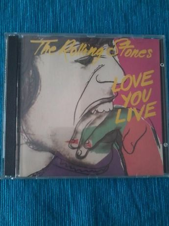 The Rolling Stones - love vou live (cd)