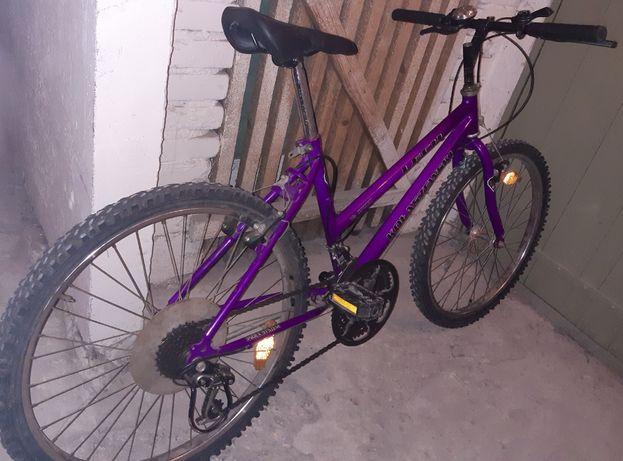 Rower górski MTB damski damka koła 24 cale