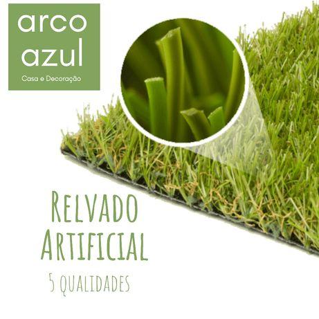 Relva Artificial ou Sintético - Rolo ou Metro/2 - 5 Gamas By Arcoazul