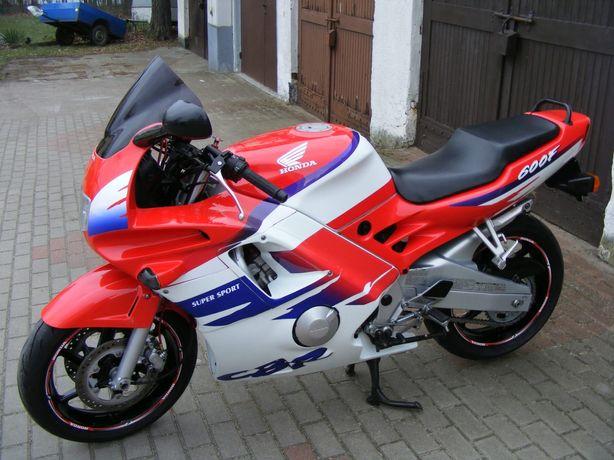 Honda CBR F2 1994 piekna