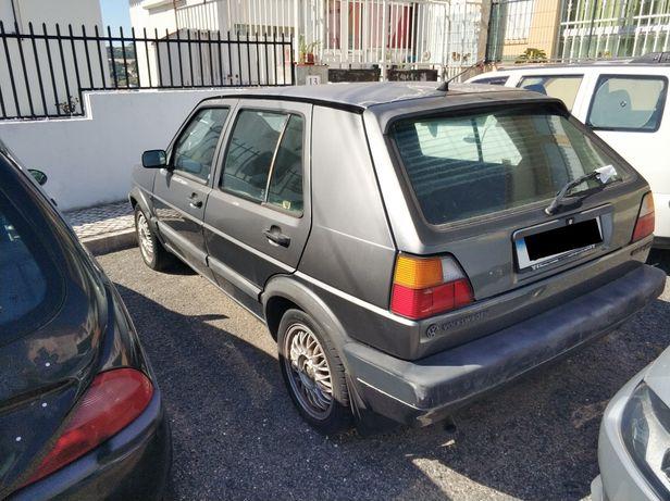 VW Golf GTD II 1.9