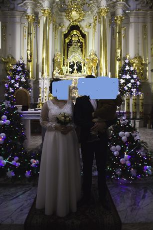 Suknia ślubna Ivory 42/44
