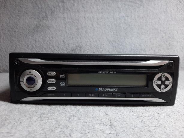 Radio samochodowe MP3 Blaupunkt Mp26 San Reno