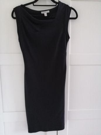 Sukienka Mała czarna MANGO rozm. S stan bardzo dobry