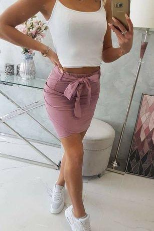Kopertowa spódniczka