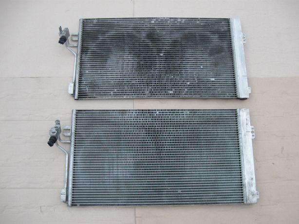 Радиатор кондиционера на VITO W 639