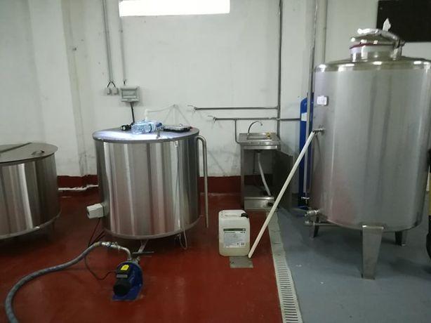 Equipamento Produção Cerveja 400L