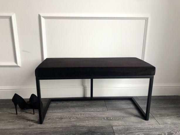 Siedzisko, ławka ławeczka tapicerowana do przedpokoju lof