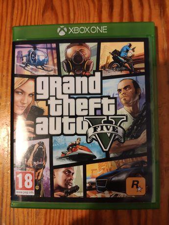 Grand theft auto v 5 PL GTA 5 działa rysy Xbox one x s fat series x