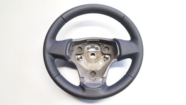 Kierownica Opel Corsa D bez sterowania nowa skóra