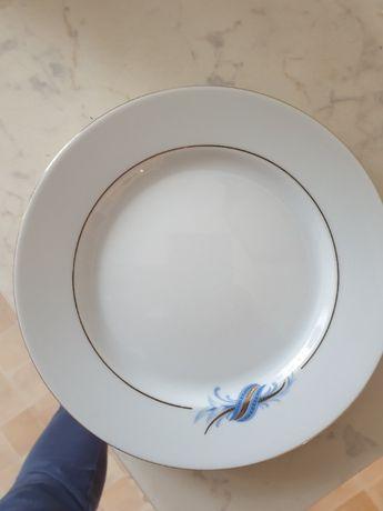porcelana talerz talerzyk zestaw obiadowy komplet obiad