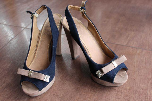 Eleganckie buty r.37
