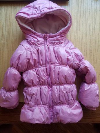 Курточка демисезонная на осень, девочка, рост 80 см.