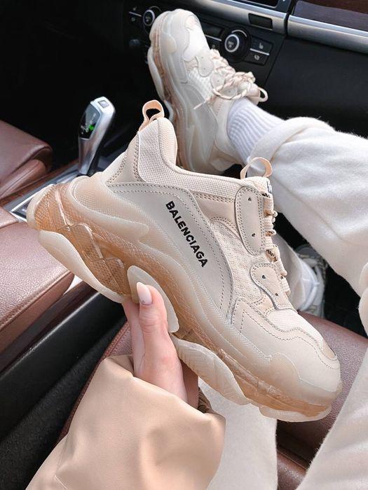 Buy Balenciaga Triple S 36-40 damskie trampki sneakersy Warszawa - image 1