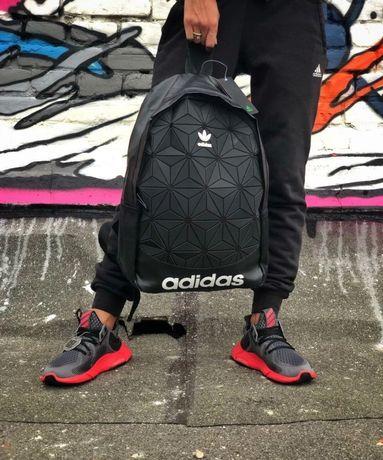 Рюкзак спортивный рюкзак голограма портфель сумка рюкзак Adidas Nike